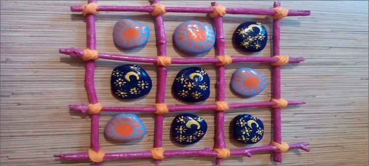 игра-крестики-нолики-из-камней