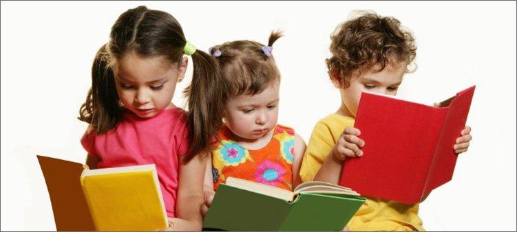 дети-читают-книги