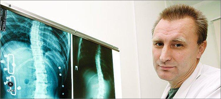 доктор-рентгенолог