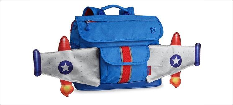 рюкзак-самолет