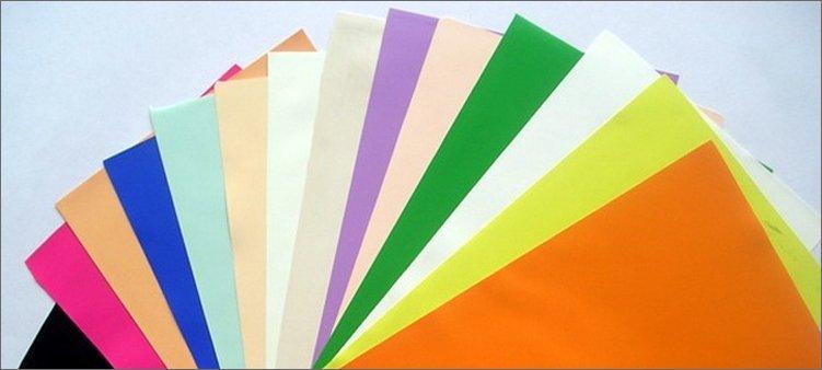 цветной-материал