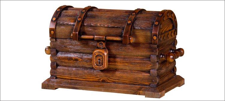 деревянный-сундук-на-замке