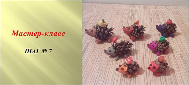 ежики-из-пластилина-с-грибами-и-фруктами-на-иголках