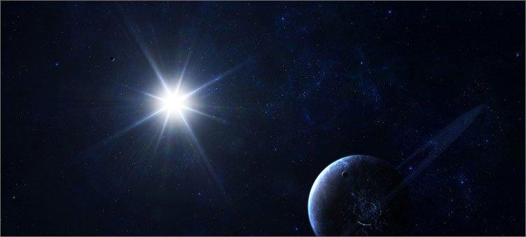 сияющая-звезда-в-темном-небе
