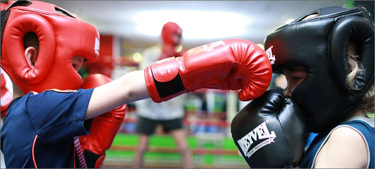 мальчики-занимаются-боксом