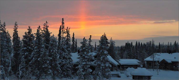 морозное-утро-в-деревне