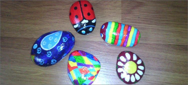 расписные-камни