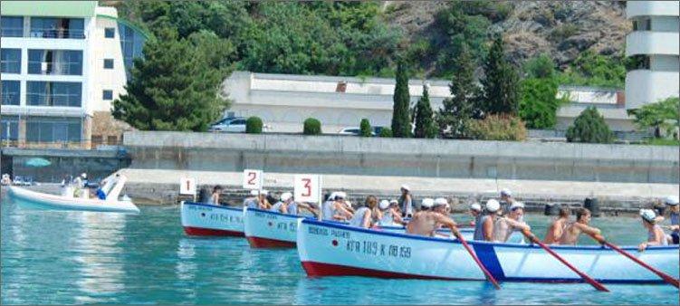 гонки-на-лодках-в-лагере-морской