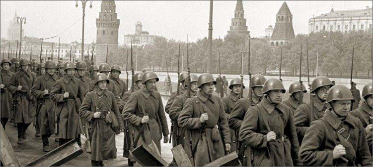 москва-во-время-войны