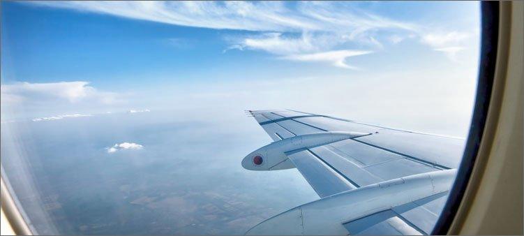 крыло-самолета