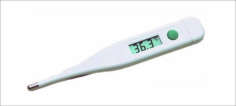 электронный-термометр