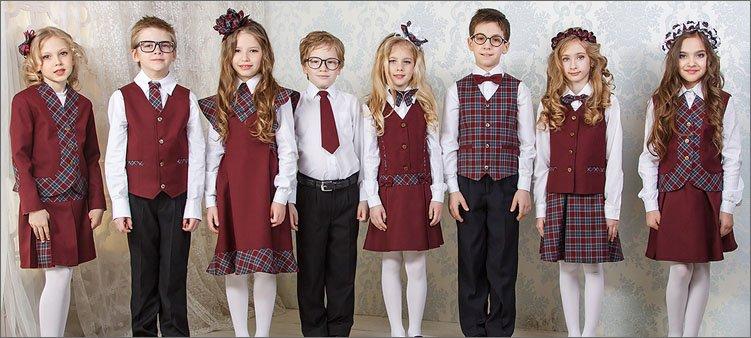 школьники-в-красивой-форме