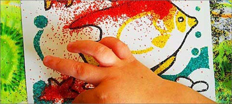 рисунок-цветным-песком
