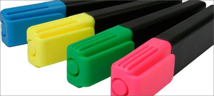 четыре-цветных-маркера