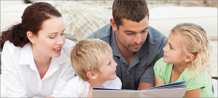 родители-и-дети-читают