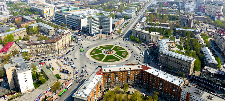 новосибирск-площадь-с-высоты