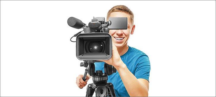 видеооператор-с-камерой