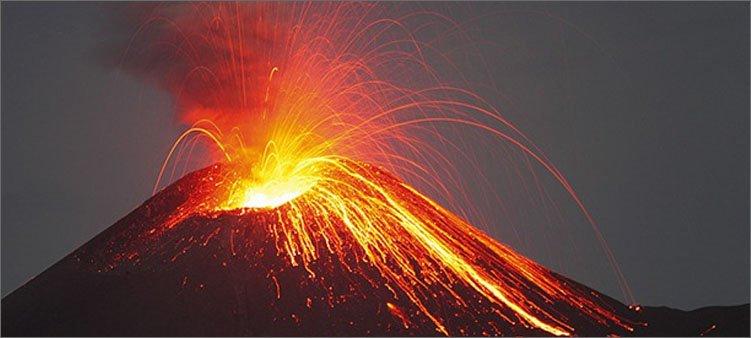 извержение-вулкана