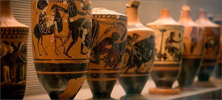 древние-вазы-из-музея-в-афинах