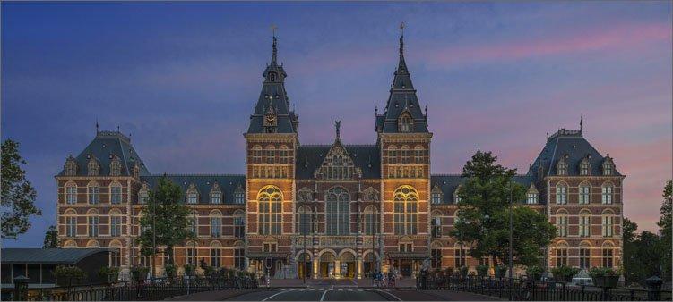 рейксмузеум-в-амстердаме