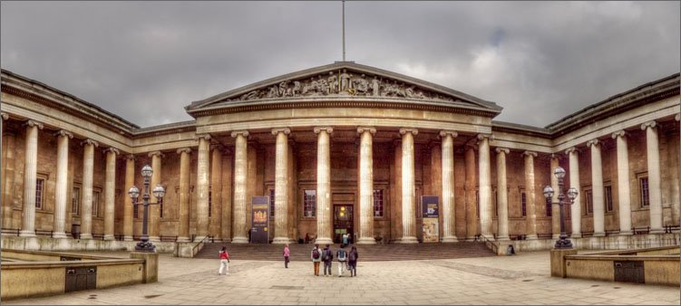 здание-британского-музея