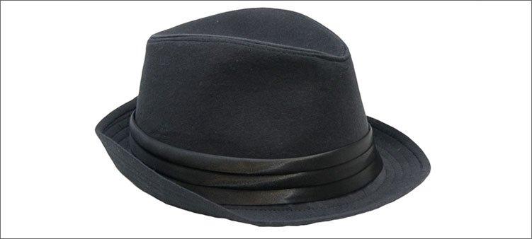 черная-шляпа