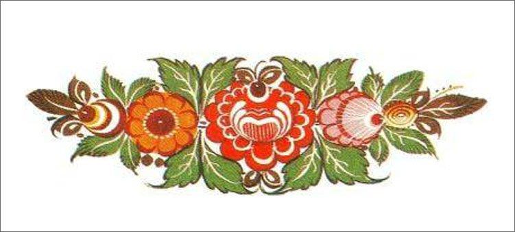 гирлянда-из-цветов-в-городецкой-росписи