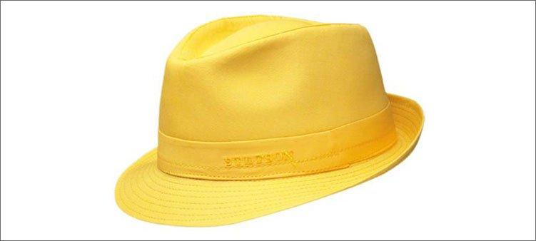 желтая-шляпа