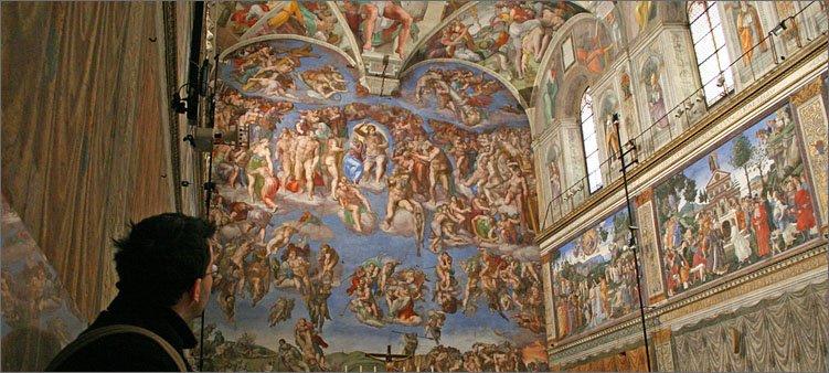 сикстинская-капелла-музея-ватикана