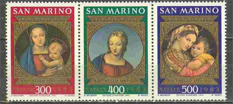 почтовые-марки-из-сан-марино