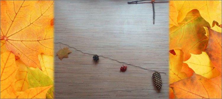 нитка-шишки-рябина-и-листок