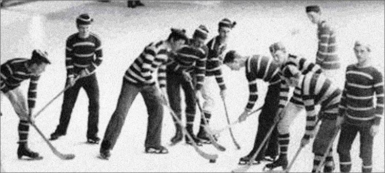 канадские-хоккеисты-в-свитерах