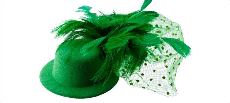 зеленая-шляпа