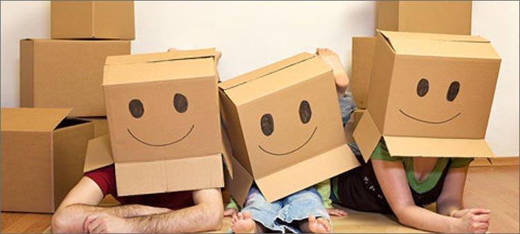 люди-надели-на-головы-коробки