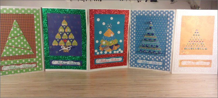 пять-новогодних-открыток-с-елками