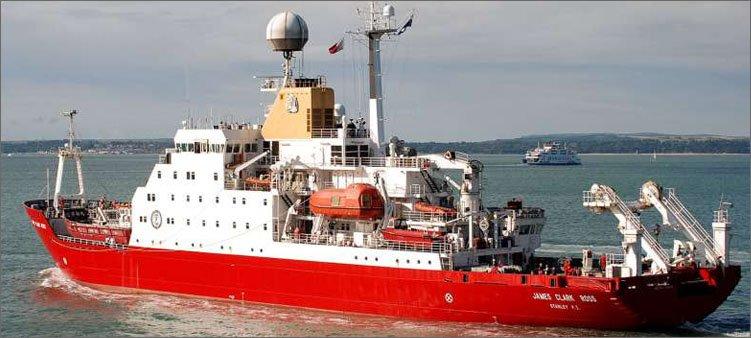 океанологическое-судно