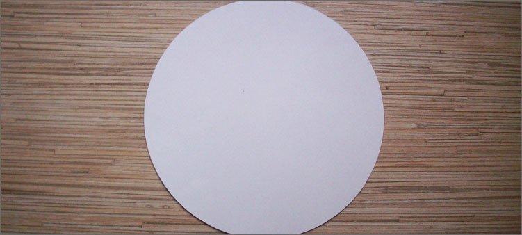 белый-круг