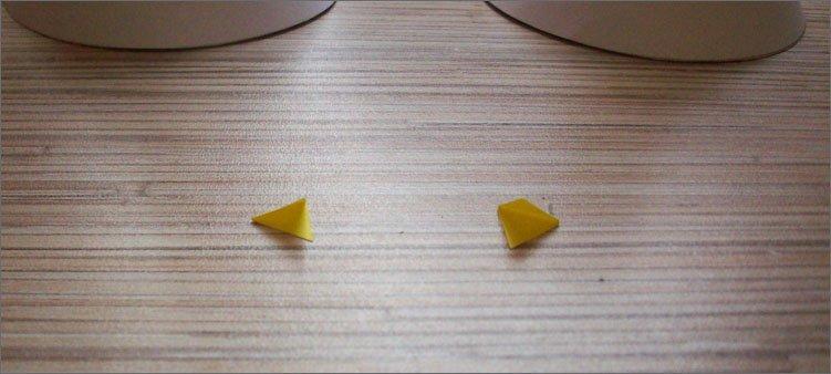клювы-из-желтой-бумаги