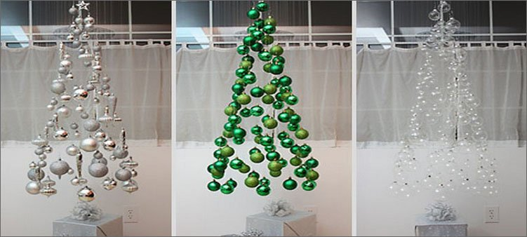 елки-из-подвешенных-шаров