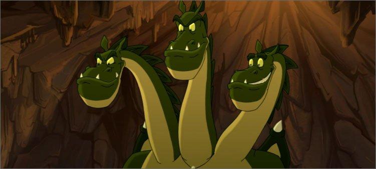 мультяшный-змей-горыныч