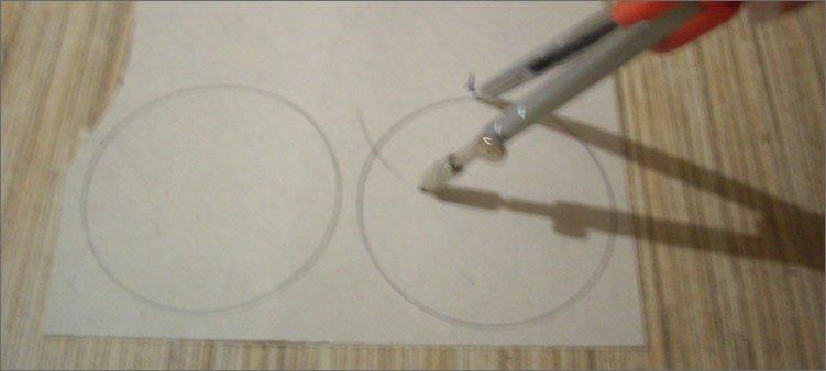 циркулем-чертим-дугу