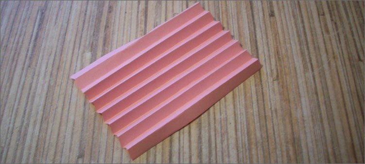 гармошка-из-бумаги