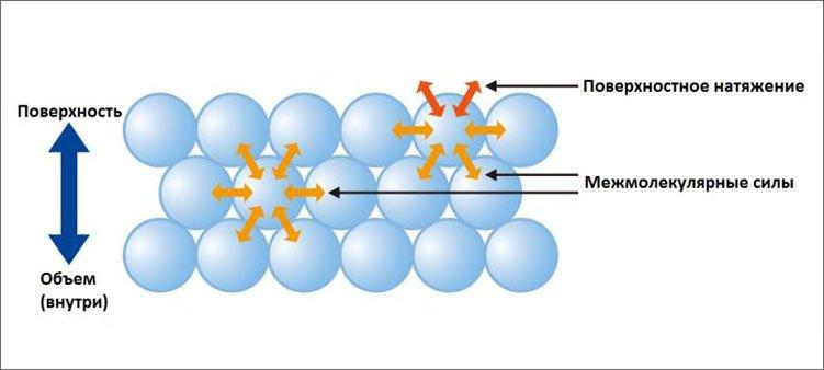схема-поверхностного-натяжения-воды