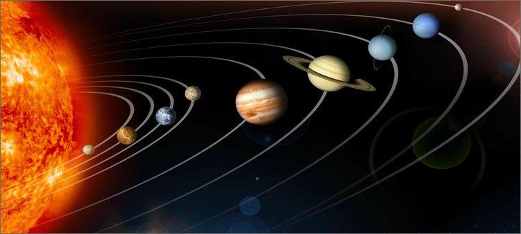 солнце-и-планеты