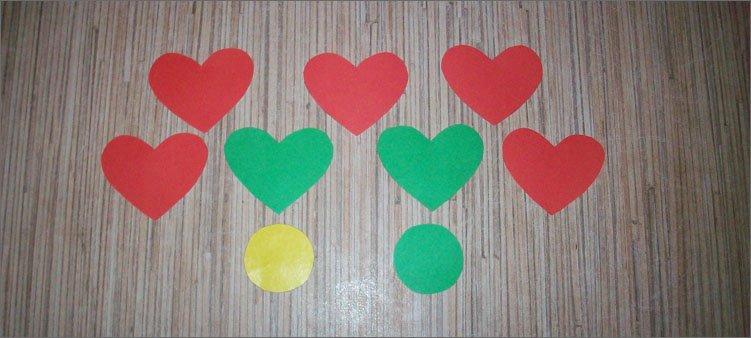 сердечки-заготовки-из-цветной-бумаги