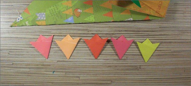 пять-тюльпанов-из-бумаги