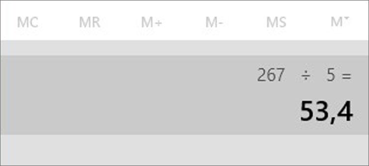 деление-на-калькуляторе-числа-267