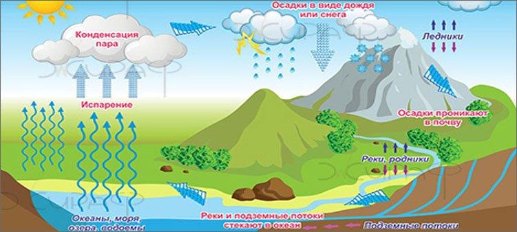 схема-круговорота-воды-в-природе