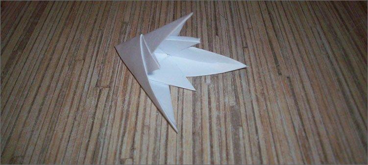готовый-бутон-подснежника-оригами