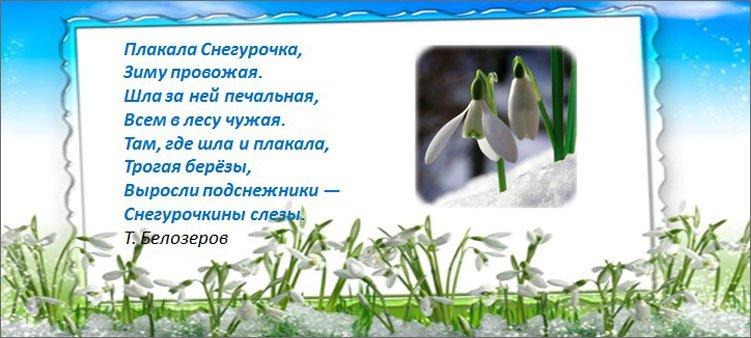 стихотворение-снегурочкины=слезы